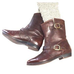 UGG Frances boot brown 8